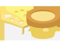 icona-formaggio-con-contenitore